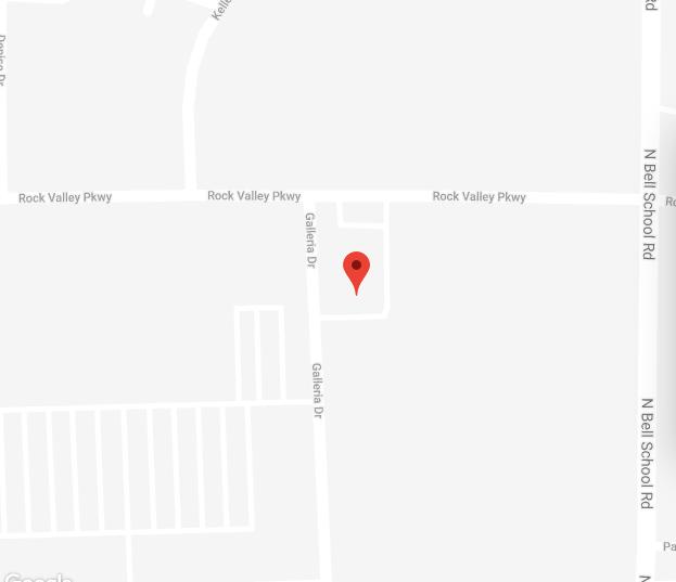 Rockford Real Estate Maps Location